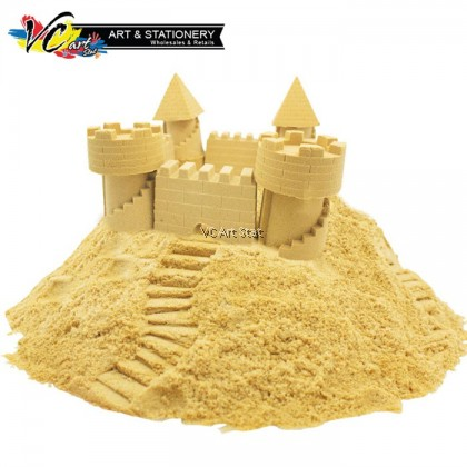 160gsm - Magic Cotton Soft Stretchy Sand Stress Relief Toy for Kids 160gsm