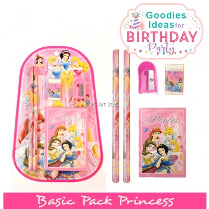 Stationery Gift Set Kids Birthday Party Pre-School Set Present for children (5 in 1)