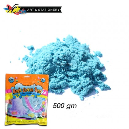 500gsm - Magic Cotton Soft Stretchy Sand Stress Relief Toy for Kids