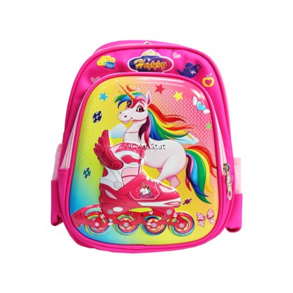 **Clearance** 3D Cartoon Pre-school Bag
