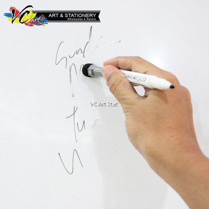 Portable Duplex Surface Whiteboard/ GXin G208 Whiteboard Marker with Duster